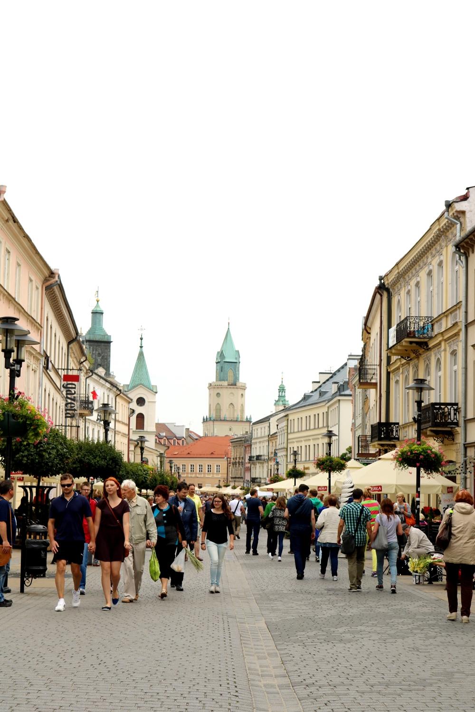 Lublin, Kazimierz, Nałęczów