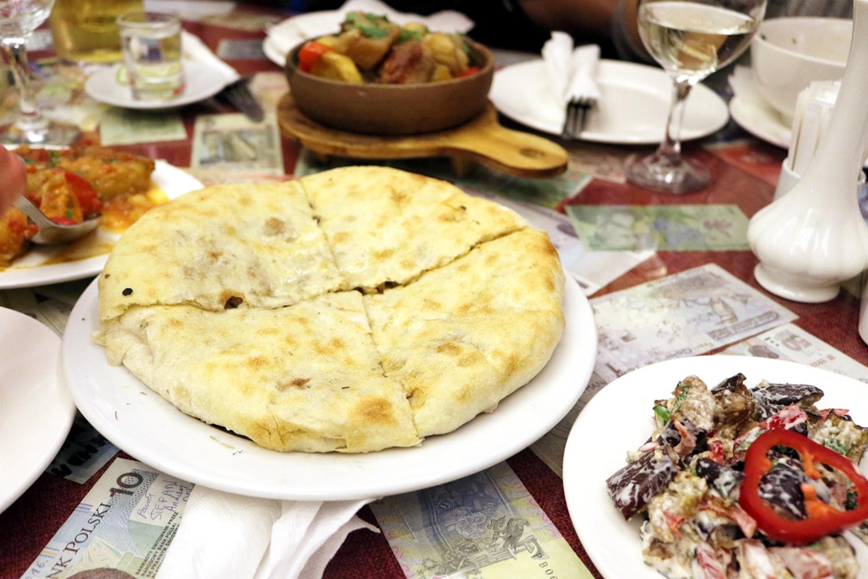kuchnia gruzińska kubdari
