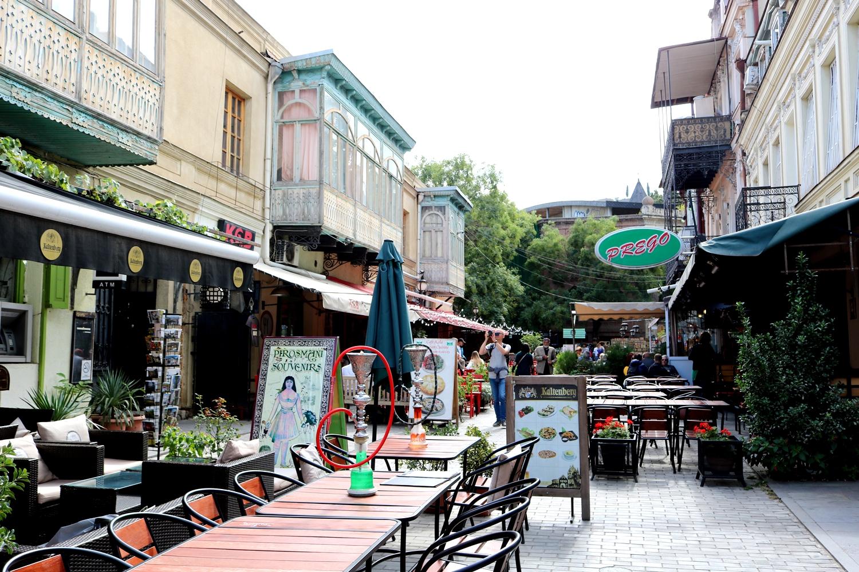 co zwiedzić w tbilisi