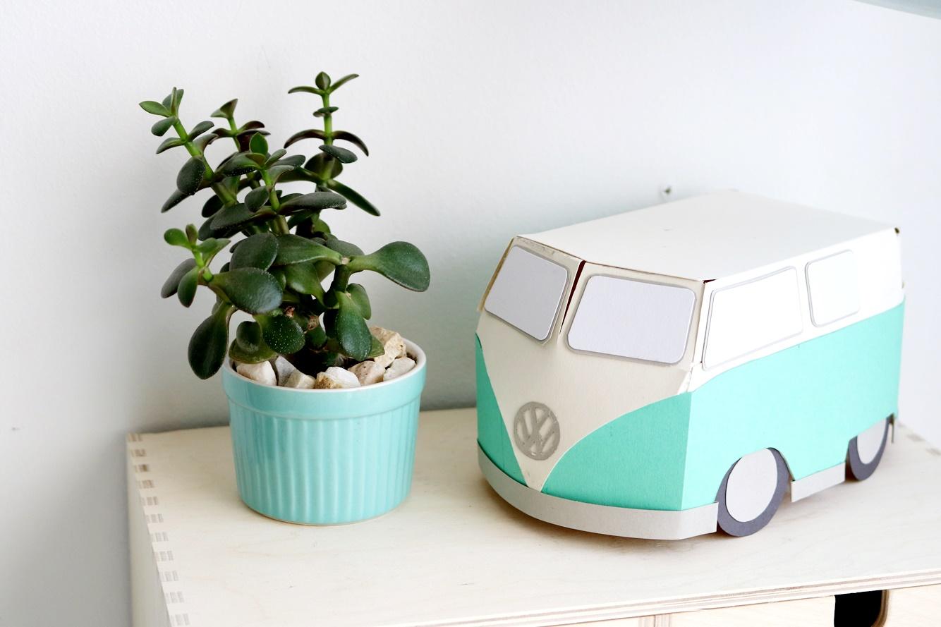 model kampera VW