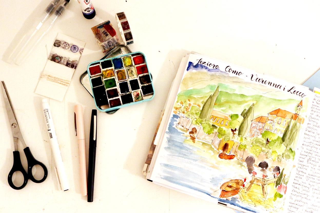 travel journal kit