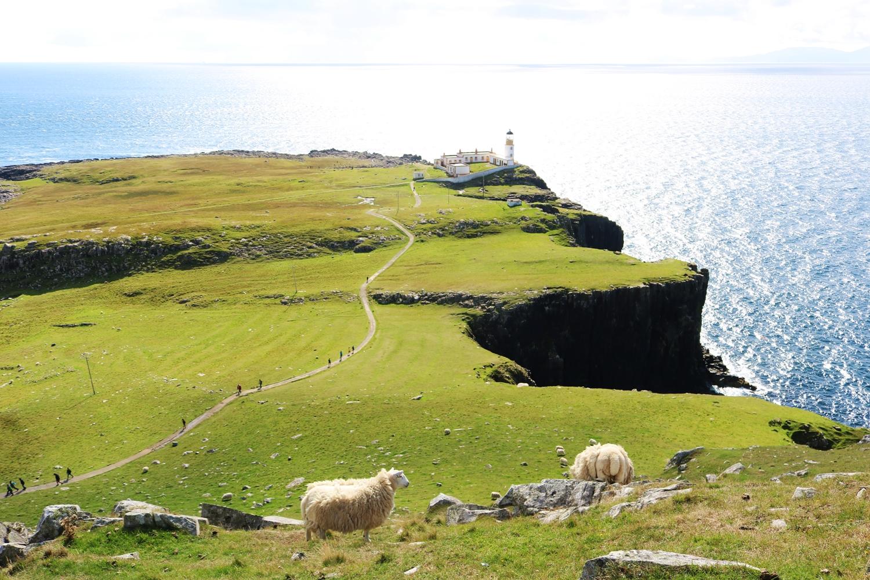 Szkocja zwiedzanie